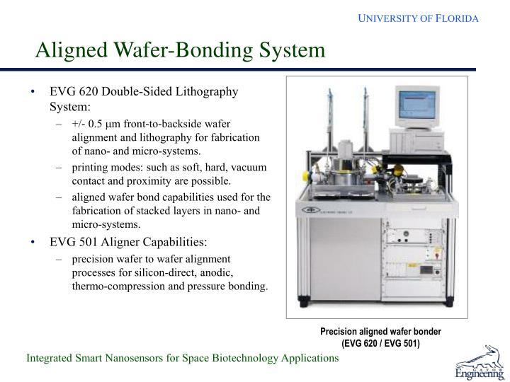 Aligned Wafer-Bonding System