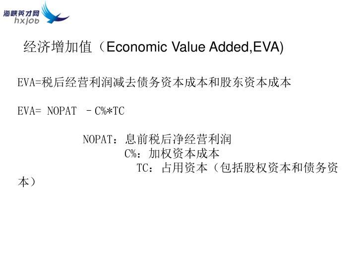 经济增加值(