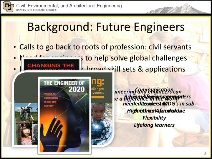 Background: Future Engineers