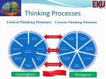 thinking processes1