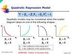 quadratic regression model1