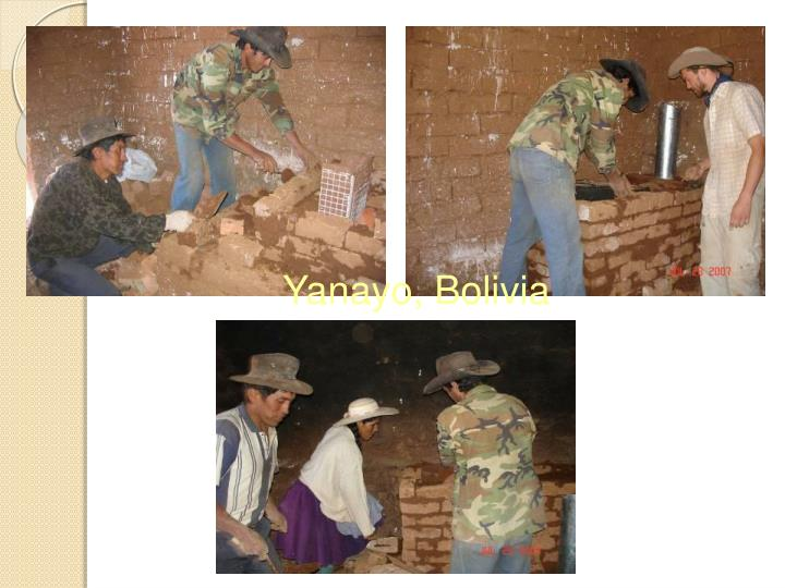 Yanayo, Bolivia
