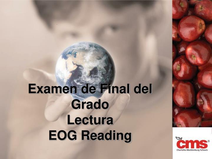 Examen de Final del Grado