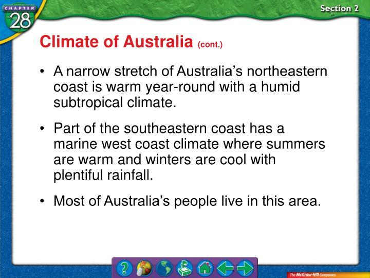 Climate of Australia