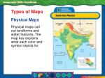 types of maps1