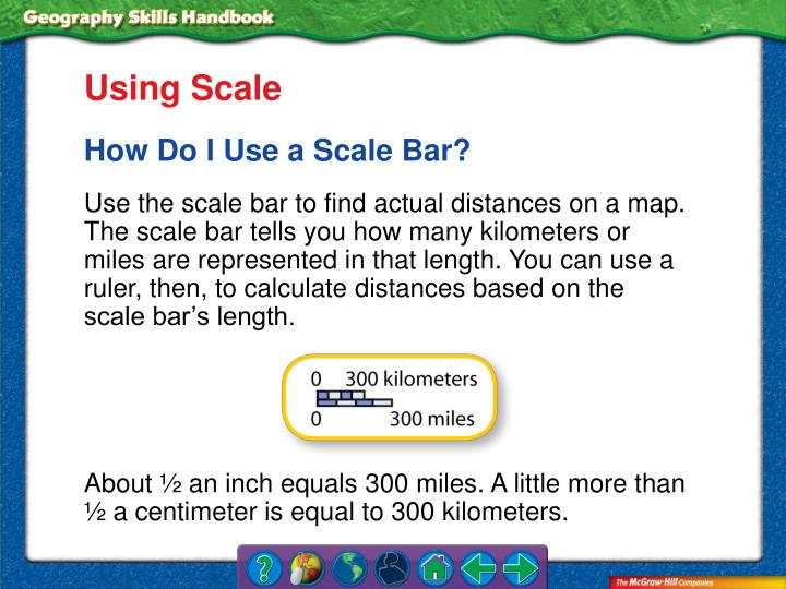 Using Scale