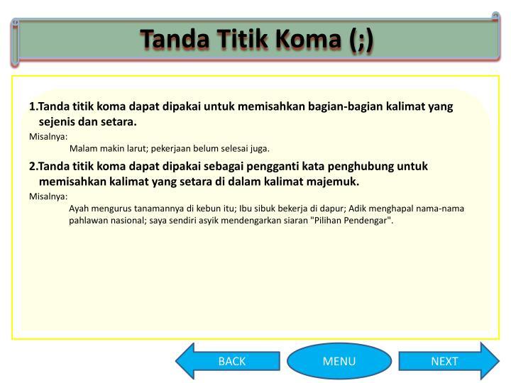 Tanda