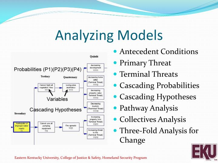 Analyzing Models