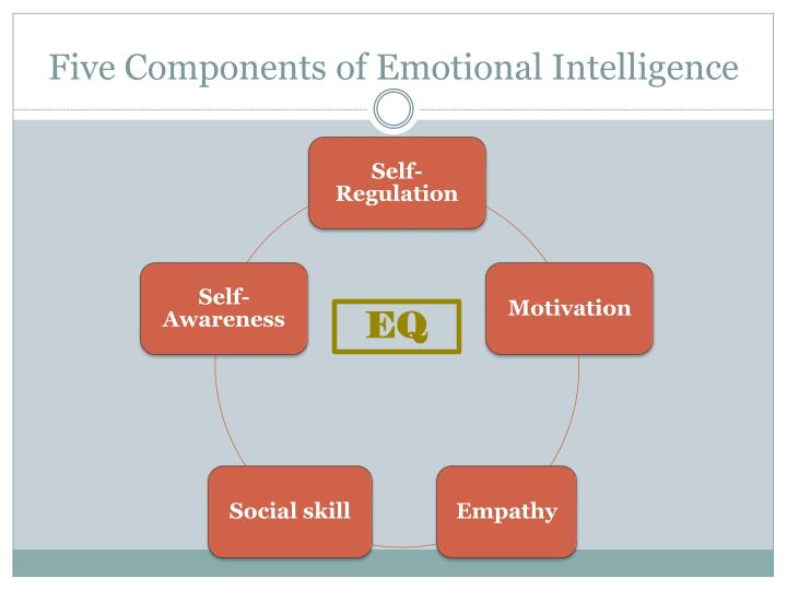 Five Components of Emotional Intelligence
