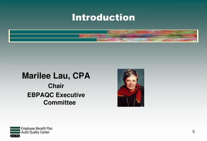 Marilee Lau, CPA