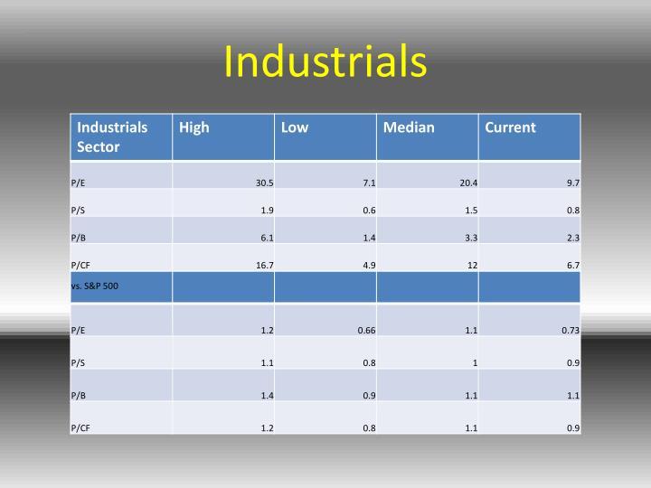 Industrials