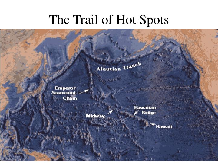 The Trail of Hot Spots