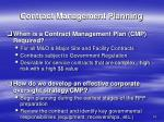 contract management planning1