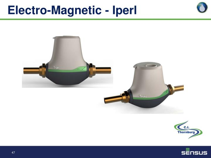 Electro-Magnetic -