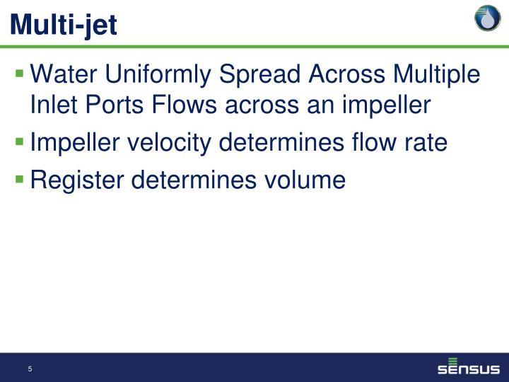 Multi-jet