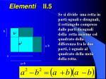 elementi ii 5