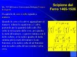 scipione dal ferro 1465 1526