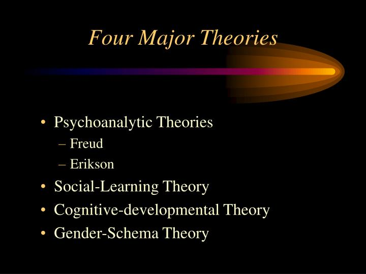 Four Major Theories