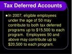 tax deferred accounts2