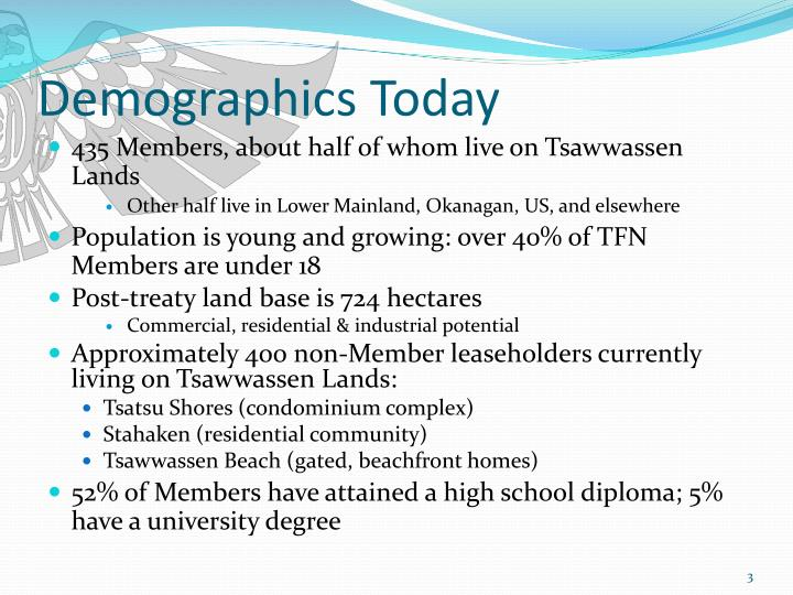 Demographics Today
