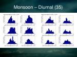 monsoon diurnal 351