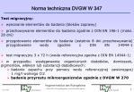 norma techniczna dvgw w 3473