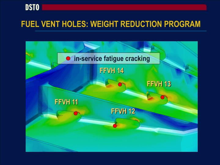 in-service fatigue cracking