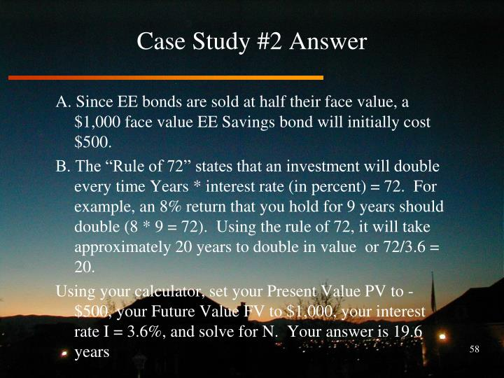 Case Study #2 Answer