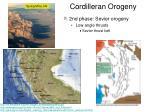 cordilleran orogeny1