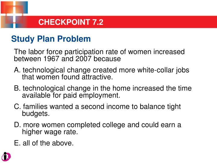 Study Plan Problem
