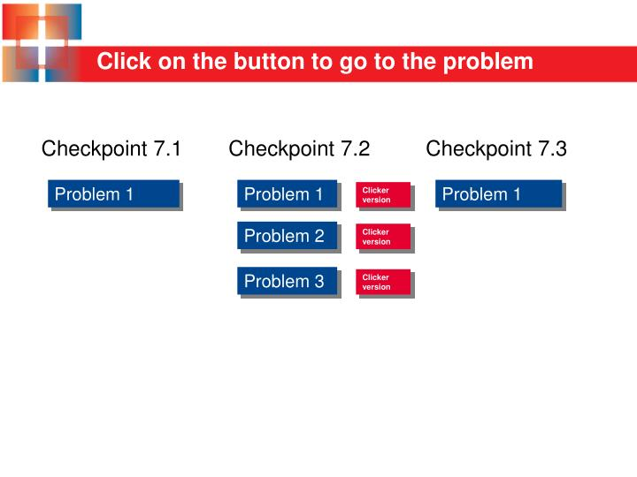 Checkpoint 7.1