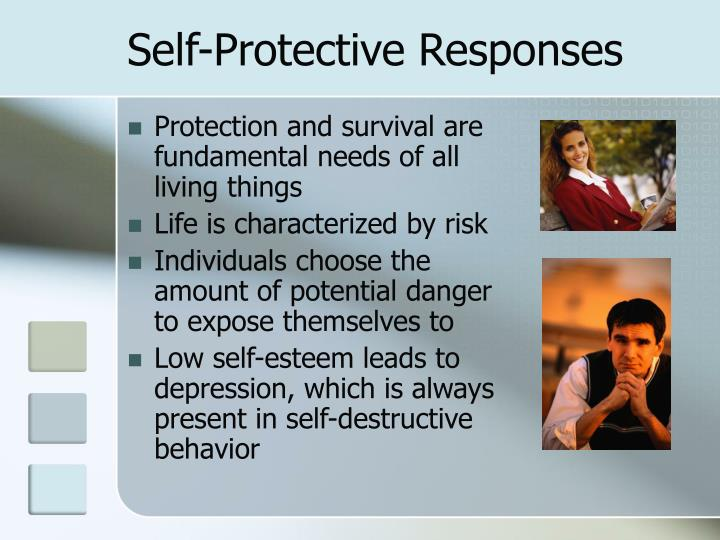 Self-Protective Responses