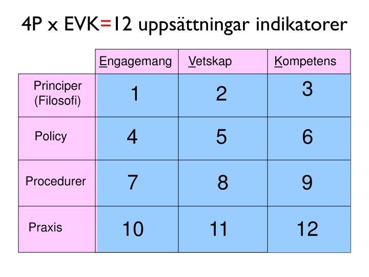 4P x EVK