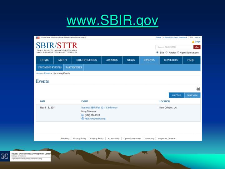 www.SBIR.gov