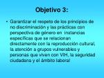 objetivo 3