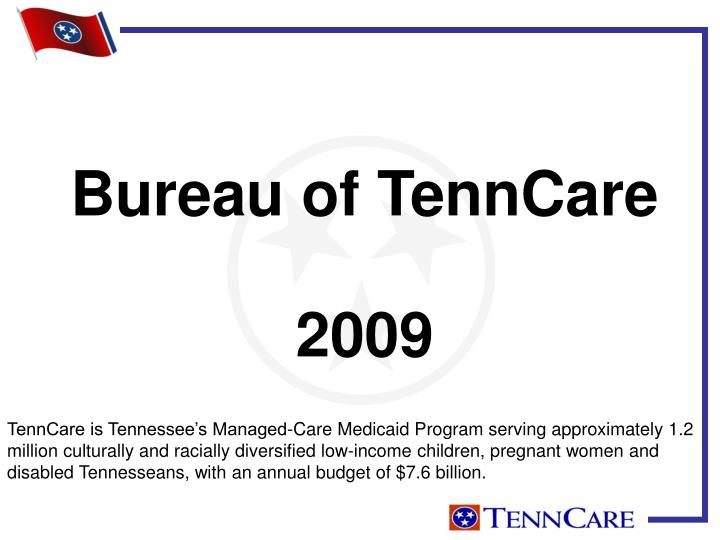 Bureau of TennCare
