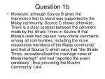 question 1b