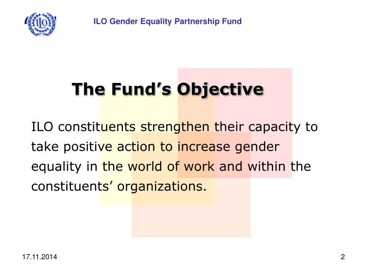 The Fund's Objective