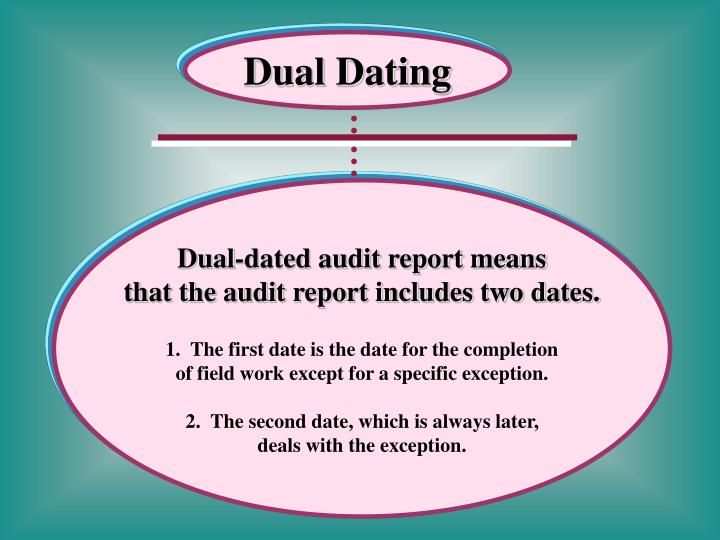 Dual Dating
