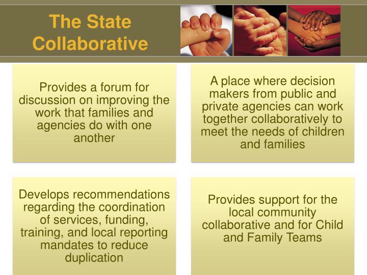 The State Collaborative