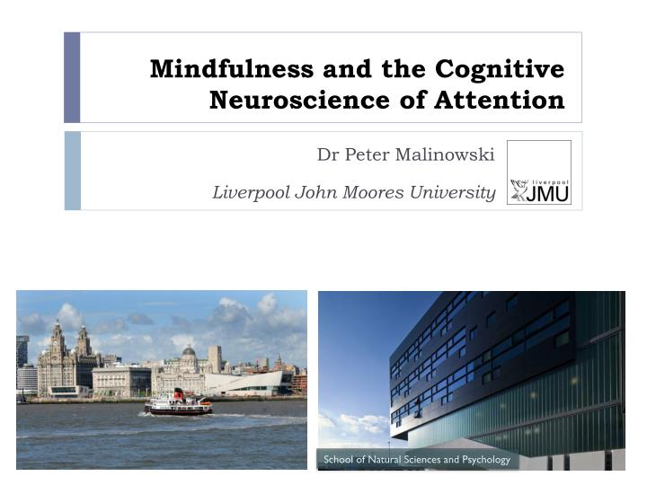 Mindfulness and the Cognitive Neuroscience of Attention