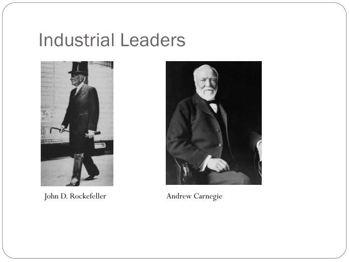 Industrial Leaders