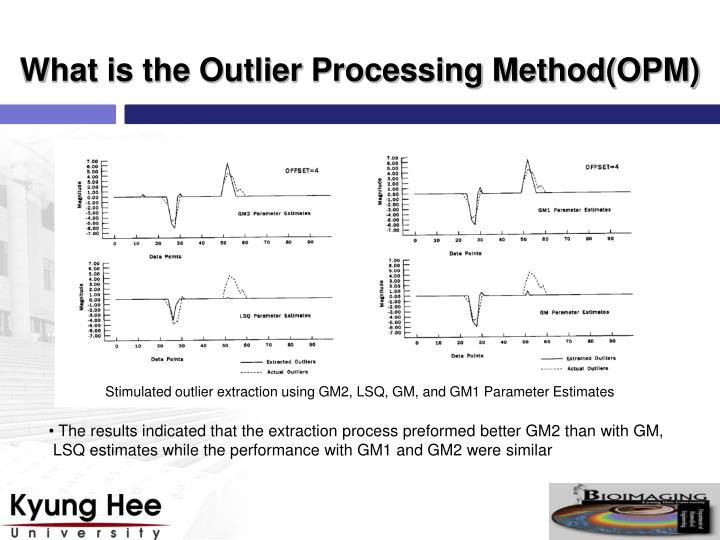 What is the Outlier Processing Method(OPM)
