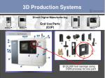 3d production systems