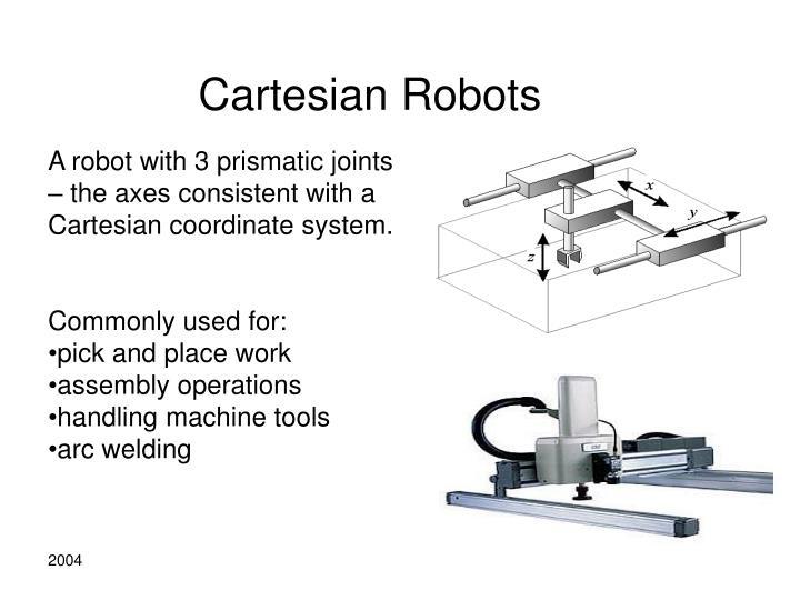 Cartesian Robots