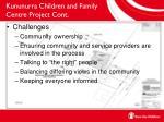 kununurra children and family centre project cont1