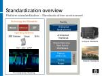 standardization overview