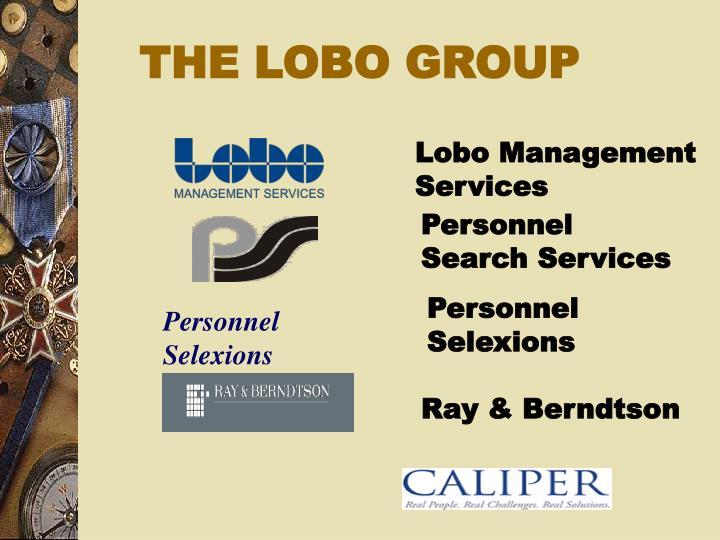 THE LOBO GROUP