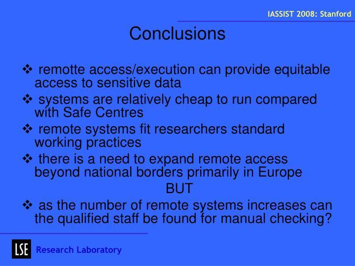 IASSIST 2008: Stanford