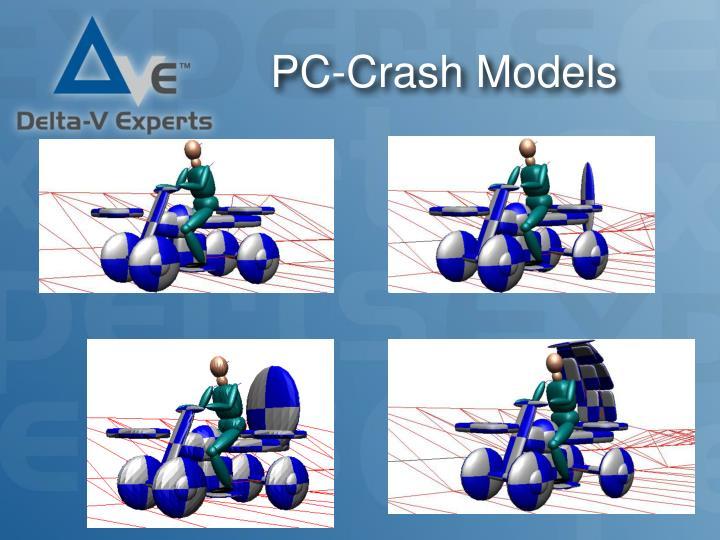 PC-Crash Models
